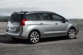 Peugeot 5008 restyle