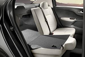 sièges arrières modulables c-elysée