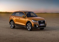 Audi Q2 de profil