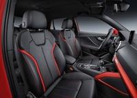 Intérieur siège Audi Q2