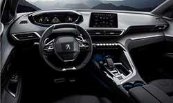 interieur 3008 Peugeot