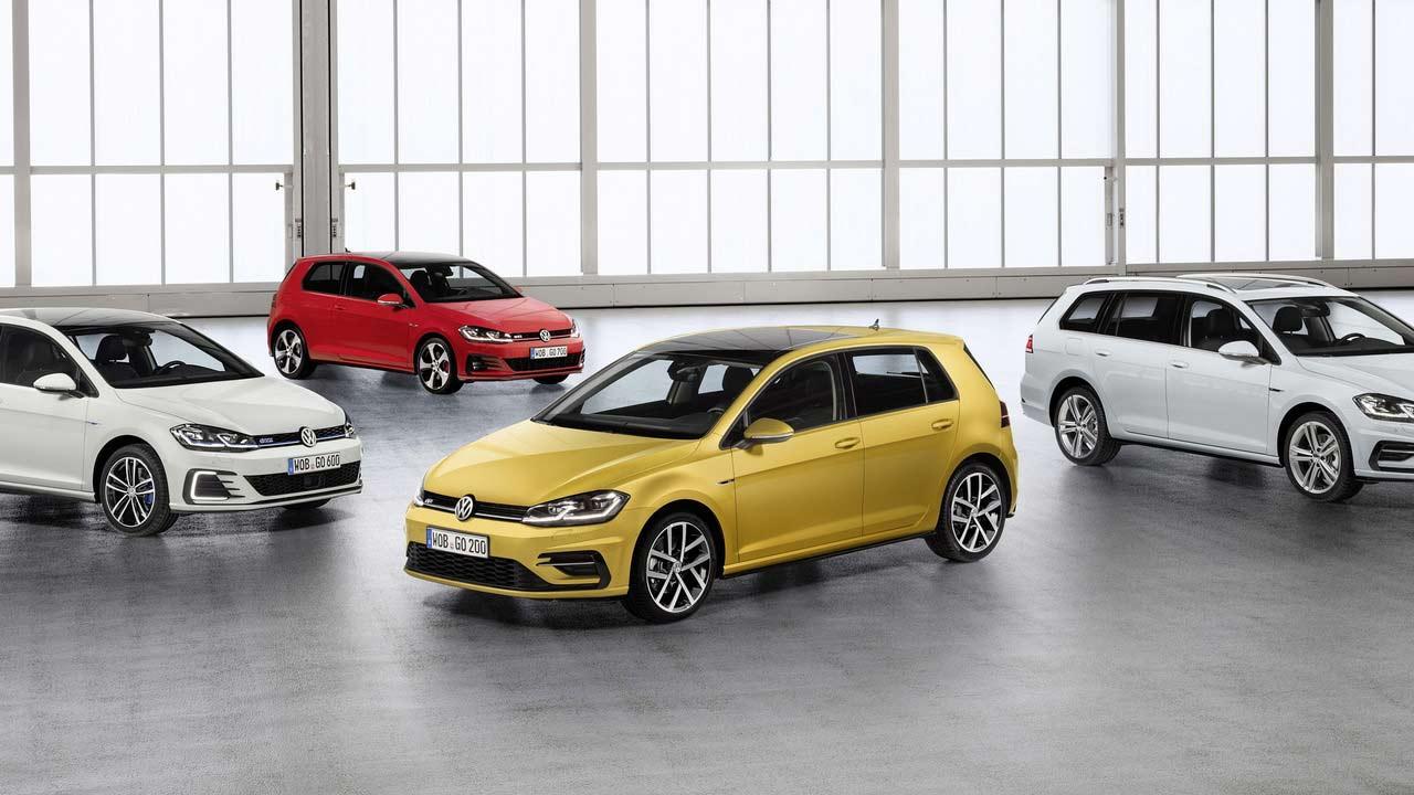 Volkswagen a restylé toute sa gamme pour l'année 2017.