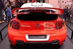 La nouvelle Citroen C3 WRC risque de faire de l'ombre à ses concurrents du championnat du monde des rallyes