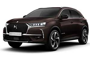 DS7 crossback suv