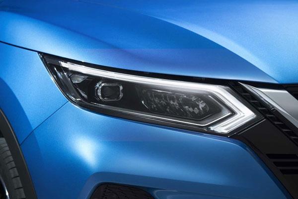 Nissan Qashqai restylé 2017 full LED
