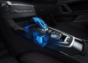 Peugeot 308 restylée 2017 boite automatique