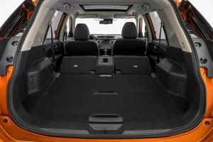 Nissan X-trail coffre