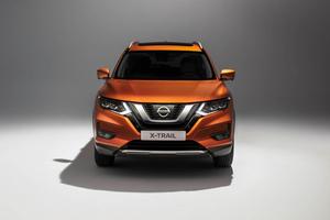 Nissan X-trail restylé 2017 vue avant