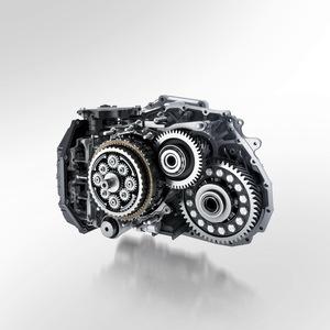 intérieur du moteur de la peugeot 308 version 2017