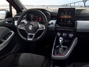 Renault Clio 5 planche de bord
