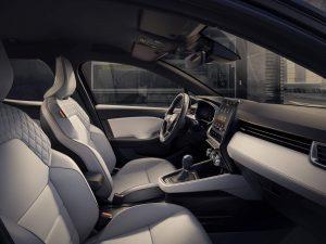 Renault Clio 5 intérieur