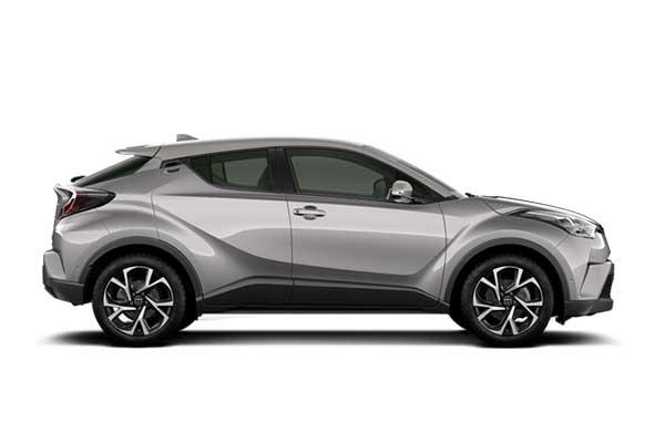 Toyota -HR profil