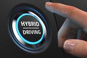 bouton hybride