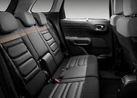 sièges advanced confort - citroen c3 aircross