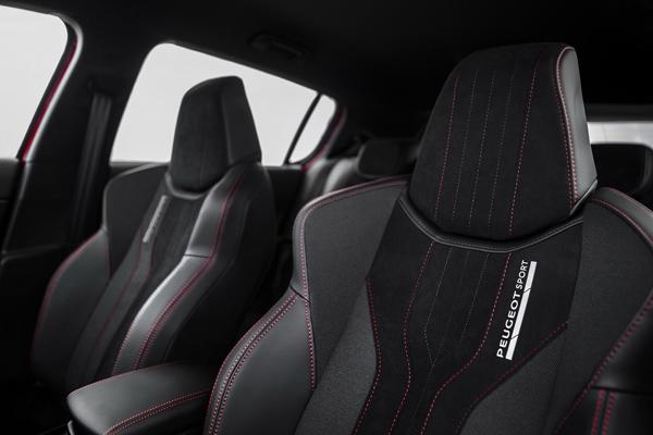 sellerie 308 GTI