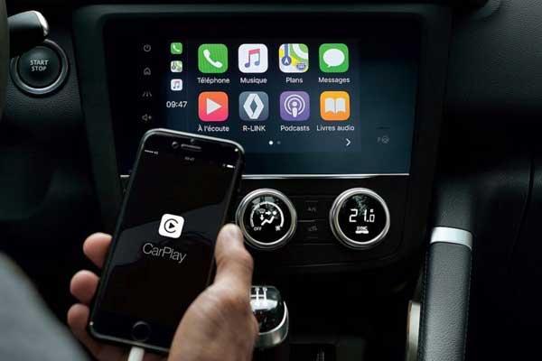 Nouveau système R-Link 2 avec Android Auto