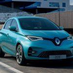 Renault Zoé restylée
