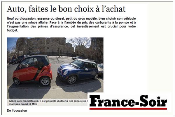 France soir - mandataire