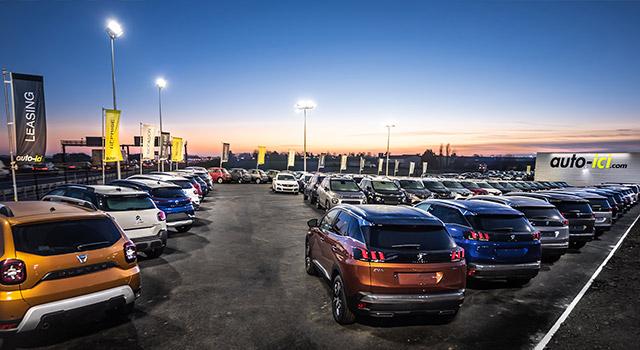 Nouveau Parc automobile Auto ICI