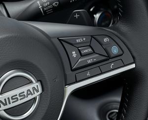 boutons volant Nissan Juke 2020