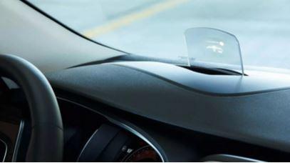 Affichage tête haute Renault