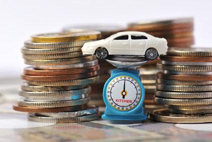 Montant estimation reprise vehicule