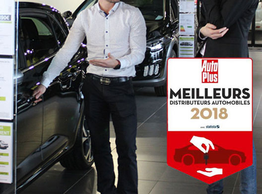 Meilleurs distributeurs automobile