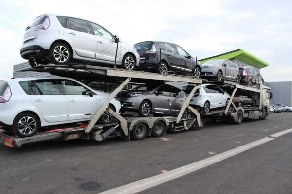 transport voiture mandataire